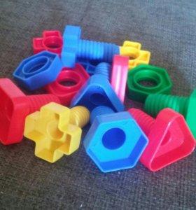 Игрушки развивалки