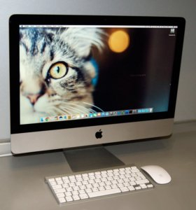 Моноблок Apple iMac 21,5 inch late 2012