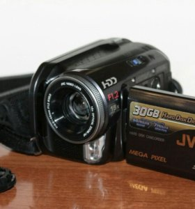 Видеокамера JVC GZ-MG50