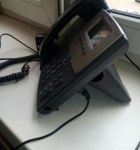 Одноканальный телефон.Linksys spa922