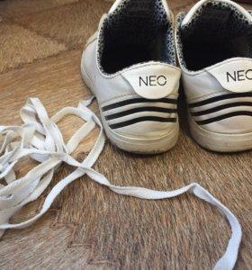 Кроссовки adidas neo, оригинал