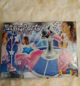 Игрушка- микрофон для девочки