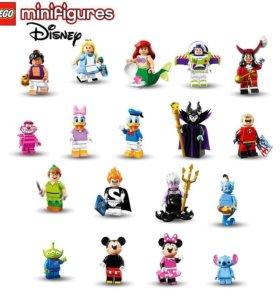 Lego minifigures минифигурка