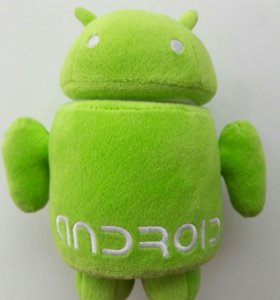 Новая игрушка андройд