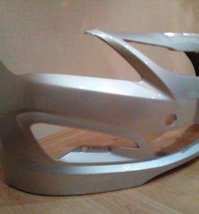Новый бампер Hyundai Solaris