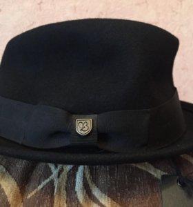 Шляпа мужская Brixton