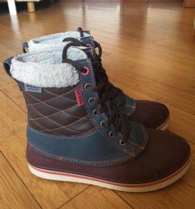 Зимняя удобная обувь. До -30с