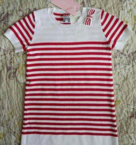 Платье детское новое SELA р.110. Плюс подарок
