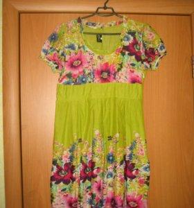 Новое платье 48-50р