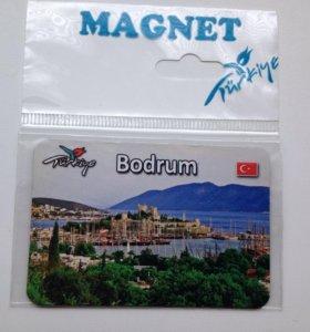 Магнит Бодрум новый