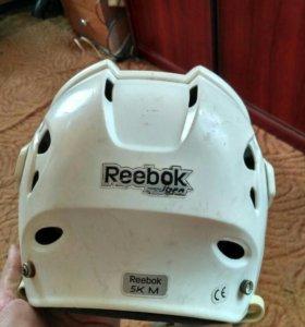 Шлем хоккейный Reebok 5k