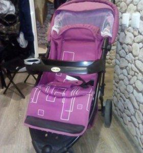 Детская коляска летняя
