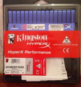 Оперативная память Kingston DDR 3 2Gb 2000MHz