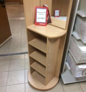 Поворотная стойка в коридор распродажа