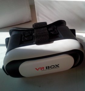 VR Box virtual reality glasses