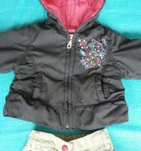 Курточка+штанишки