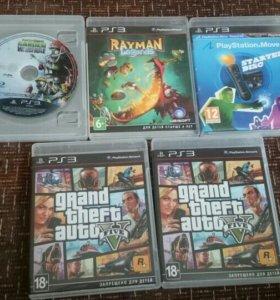 Лицензионные игры на PS 3