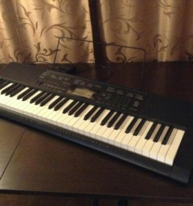 Синтезатор Casio CTK-3200 black