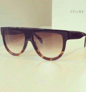 Солнцезащитные очки CELINE SHADOW