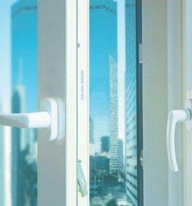 Пластиковые окна-балконы.
