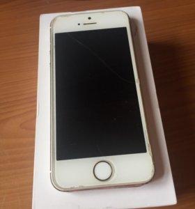 Айфон 5s Golde 16gd