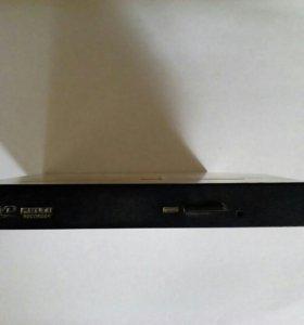 Dvd-r/rw привод для ноутбука (IDE шлейф)