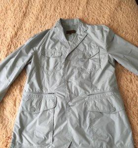 Мужская куртка с жилеткой