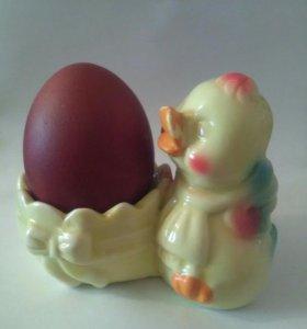 Новая керамическая подставка под яйцо