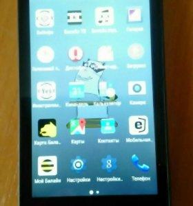 Новый смартфон