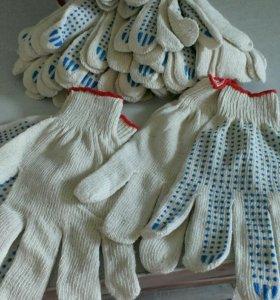 Перчатки рабочии