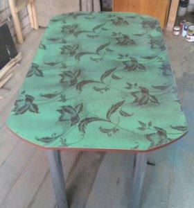 стол раздвижной 1.20×70(1.67×70)