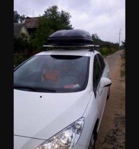 Багажник на крышу Peugeot 408