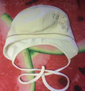 Детская шапочка (София,Польша. 1 - 1,5 года)