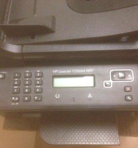 Принтер сканер ксерокс факс HP