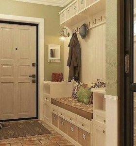 Установка дверей входных и межкомнатных любой слож