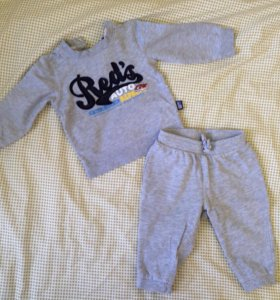 Детские штаны h&m и кофта