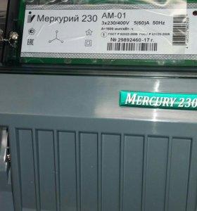 Счетчики Меркурий