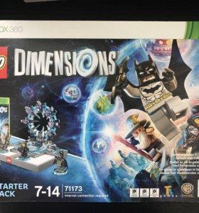 Набор Лего для игры на Xbox арт. 71173