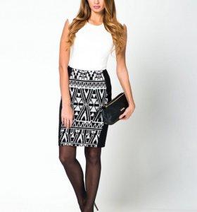 Новая юбка с этикетками