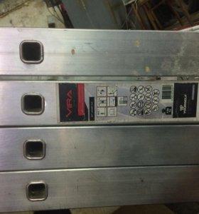 Лестница алюминиевая складная