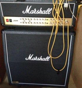 Гитарный стек Marshall