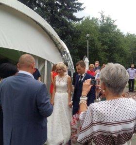 Шатёр для свадьбы, выездная регистрация