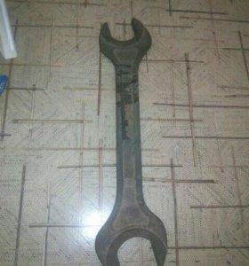 Ключ рожковый 55-50.