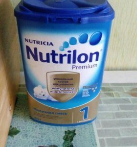 Молочная смесь Нутрилон 1