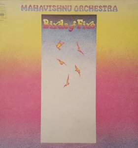 "Винил Mahavishnu Orchestra ""Birds Of Fire"" UK"