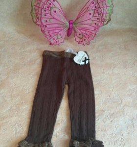 Штанишки нарядные для вашей принцессы