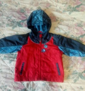 Куртка фирмы Gusti на весну.