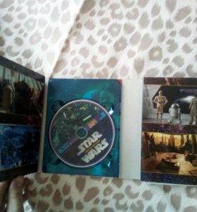 Star Wars 6 дисков