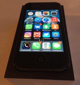 iPhone 4 Black 8Gb