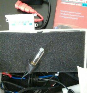 (новый)Ксенон H3 5000k. С переменными блоками